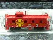Micro Trains 100030 N-Scale 36' Riveted Steel Side Caboose